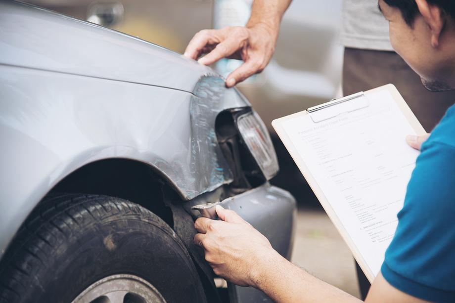 Reclamar indemnizaciones derivadas de un accidente de tráfico